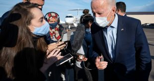 How the Biden campaign protects the candidate's health on the campaign trail