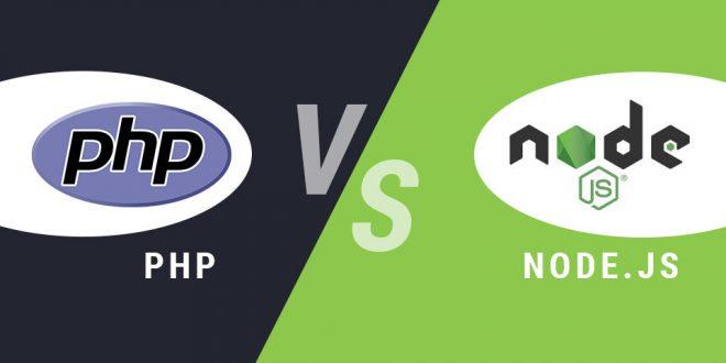 PHP Vs NodeJS