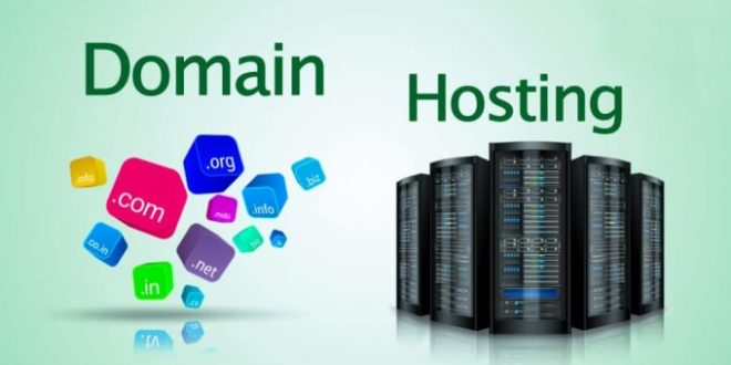 buy domain and hosting