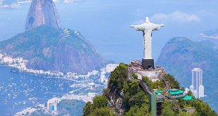 Beautiful Places To Visit In Brazil