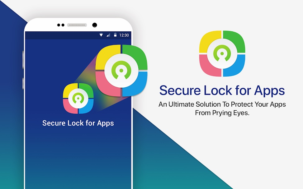 Secure Lock for Apps Cover